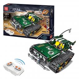 Электромеханический конструктор на радиоуправлении Mould King 13026 (Зеленый)