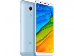 Смартфон Xiaomi RedMi 5 Plus 64Gb Blue (голубой) EU Global Version
