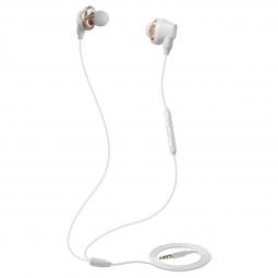 Наушники Baseus Encok H10 Dual Dynamic Wired Headset белые