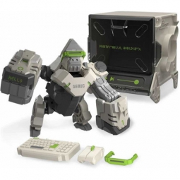 Игрушечный робот Xiaomi 52Toys Deformation Toy Beast Series (Grey)