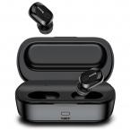 Наушники Baseus Encok True Wireless Earphones W01 Black