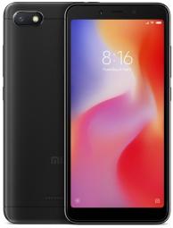 Смартфон Xiaomi Redmi 6A 2Gb/16Gb Black Global Version