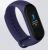 Фитнес браслет Xiaomi Mi Band 4 (CN) Blue (Синий)