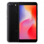 Смартфон Xiaomi Redmi 6 4/64GB Black (Черный) Global Version EU
