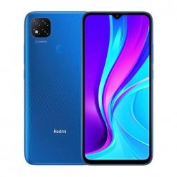 Смартфон Xiaomi Redmi 9C 3/64GB NFC Blue (голубой) Global Version