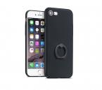Защитный чехол с кольцом HOCO для Iphone 8 (Черный)