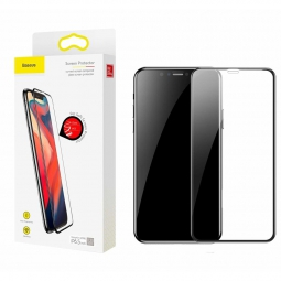 Защитное стекло Baseus для iPhone XS Max/11 Pro Max 0.23mm (SGAPIPH65-APE01) - 2шт