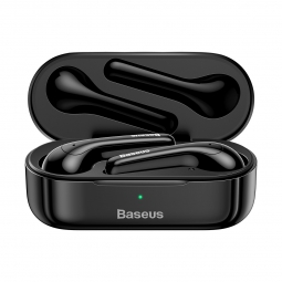 Беспроводные Наушники Baseus Encok True Wireless Earphones W07 Black