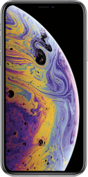 Смартфон Apple iPhone Xs 512GB Silver (Серебристый)