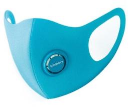 Маска-респиратор Детская Xiaomi SmartMi Filter Mask Размер XXS (4-8 лет) 3 шт. light blue