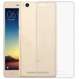 Прозрачный силиконовый чехол для Xiaomi redmi 4A