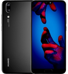 Смартфон Huawei P20 4/128GB Black черный EML-L29 LTE