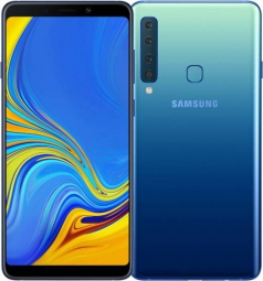 Смартфон Samsung Galaxy A9 (2018) 6/128GB SM-A920F Blue (Синий)