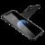 Защитный чехол для iPhone X Baseus Bumper Case Black