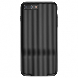 Чехол BASEUS audio case two lightning для Iphone 7/8 Plus black