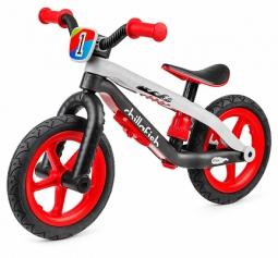 Легкий детский беговел в стиле трюкового Chillafish BMXie-RS (красный)