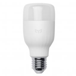 Умная лампочка E27 Xiaomi лампа Yeelight white