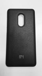 Чехол накладка для Xiaomi Note 4x (Черный)