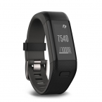 vivosmart HR+ Regular Fit, Black