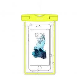 Водонепроницаемый чехол для смартфона Usams Waterproof bag (Зеленый)