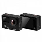 Экшн-камера Hoco D3 4K Wi-Fi (Black)