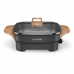 Электросковорода Xiaomi Ocooker Кitchen Multi-functional Hot Pot
