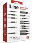 Комплект проводов IK Multimedia iLine Mobile Music Cable Kit