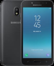 Смартфон Samsung Galaxy J2 (2018)(SM-J250FZDDSER) Black