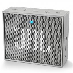 Аккустическая система JBL GO (JBLGOBLU) Gray (Серый)