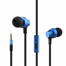 Наушники Awei ES910i Blue (синие)