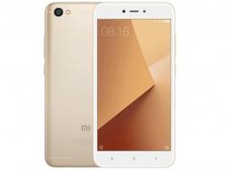 Смартфон Xiaomi Redmi Note 5A 16Gb Gold EU Global Version