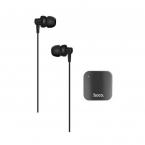 Наушники с Bluetooth приемником Hoco E16 Carol Collar Bar Wireless Earphone Black