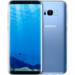 Смартфон Samsung Galaxy S8 plus 64Gb Blue (Голубой)
