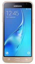 Смартфон Samsung Galaxy J3 (2016) SM-J320F/DS (Золотой)
