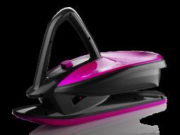 Снежный балансир на лыже Gismo Riders Skidrifter (Чехия) (черно-розовый)
