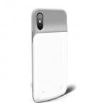 Чехол-аккумулятор USAMS для Iphone X power case 3200mah (us-cd43) белый