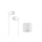 Наушники с Bluetooth приемником Hoco E16 Carol Collar Bar Wireless Earphone White