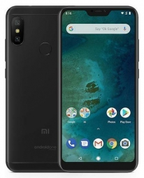 Смартфон Xiaomi Mi A2 Lite 4/64Gb Black Черный (EU Global version)