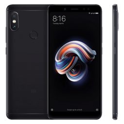 Смартфон Xiaomi Note 5 4/64gb Black (черный)