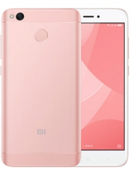 Смартфон Xiaomi Redmi 4X 3GB+32GB Pink (розовое золото)