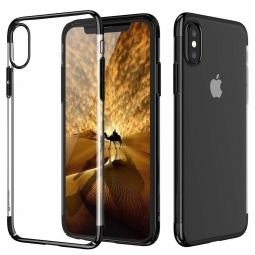 Чехол Baseus Armor Case Black для iPhone X