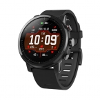 Умные часы Xiaomi Amazfit Stratos (Smart Sports Watch 2) Black International
