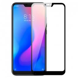 Защитное стекло 3D для Xiaomi Mi A2 Lite Черное