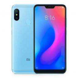 Смартфон Xiaomi Mi A2 Lite 4/64Gb Blue голубой (EU Global version)