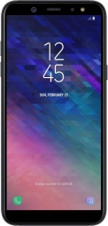 Смартфон Samsung Galaxy A6 (2018) 32GB SM-A600F Black (Черный)