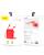 Силиконовый чехол Baseus Case для AirPods (Белый)