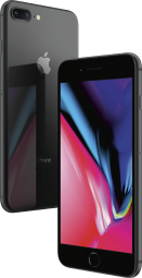 Смартфон Apple iPhone 8 Plus 64Gb Space grey