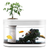 Акваферма Xiaomi Eco Fish Tank White с функцией выращивания растений