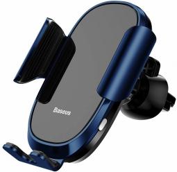 Держатель Baseus Smart Car Mount Cell (Sugent-ZN01/ZN03/ZN0S) синий