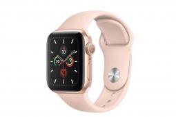 Ремешок Apple Sport Band для Watch 40 мм размеры S/M и M/L (розовый песок)